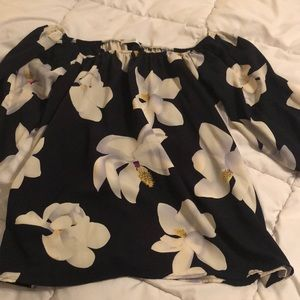 Ovi Tops - Floral Top